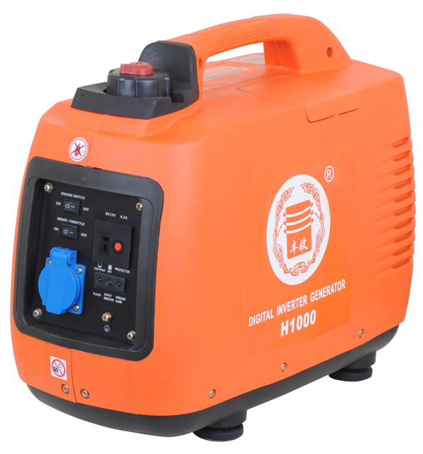Silent Digital Inverter Gasoline Generator
